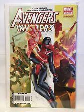 Avengers Invaders # 10 VF+ 1st Aufdruck Marvel Comics