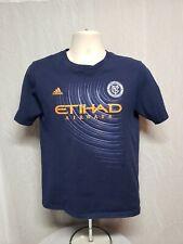 New York City Football Club Pirlo 21 Boys Blue XL 18 TShirt