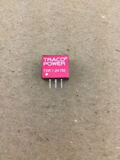 NEW TSRDC/DC CONVERTER SMD 1A 15V 15W Part # TRACOPOWER TSRN 1-24150