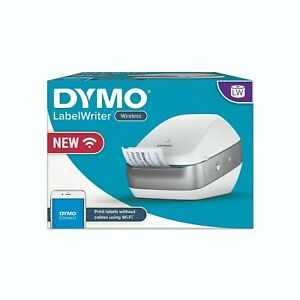 Dymo LabelWriter Wireless WIFI Thermal Label Printer White *NEW*