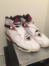 47699a1467f2 Air Jordan Retro 8 White Black True Red Bugs Bunny Sz 13 305381 101  03