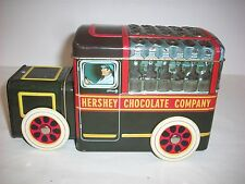 Hershey Chocolate Company Delivery Truck tin