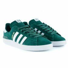Details about Adidas Campus Originals Men SkateboardingCasual Sneakers GreenWhite BZ0074 O
