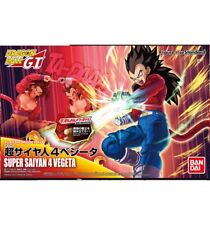 Bandai FIGURE-RISE DRAGON BALL Z Super Saiyan 4 Vegeta Model Kit
