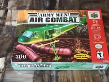 Army Men: Air Combat (Nintendo 64) Factory Sealed