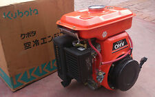 KUBOTA GH250GCLY GASOLINE ENGINE 1C, 8.5PS BRAND NEW ORIGINAL