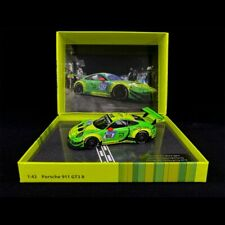 Porsche 911 Gt3 R Type 991 N° 912 Vainqueur 24h Nürburgring 2018 1/43 Minichamps