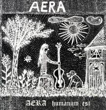 Aera-humanum est/Mano e Piede 2 album on one CD (1974/76)
