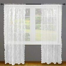 Dii Sheer Lace Decorative Curtain Panels For Bedroom, Living Room, Guest Room, o