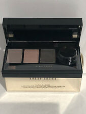 BOBBI BROWN SATIN & CAVIAR /SHADOW & LONG-WEAR GEL EYELINER PALETTE NEW IN BOX