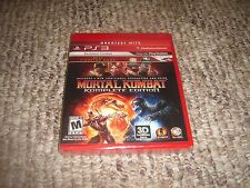 Mortal Kombat Komplete Edition  (Sony Playstation 3, 2011)