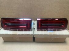Mercedes Benz Genuine G-Class Black Edition Smoked Tail Lights Set Of 2 NEW 2019