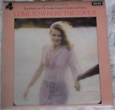RONNIE ALDRICH & Lon Festival Orch-Come to où l'amour est (LP 1972) PFS4264