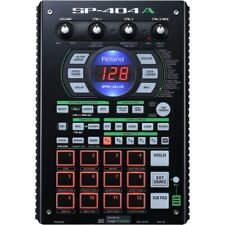 Roland SP-404A Linear Wave Sampler Performance Pad Beat Controller DSP Effects