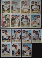 2018 Topps Heritage San Diego Padres Base Team Set of 15 Baseball Cards
