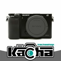 SALE Sony Alpha A6000 Mirrorless Digital Camera Black Body Only