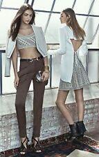 Bcbg MaxAzria Beige Pierre Double Layer Blazer, Jacket Coat, Size Small NW/Tag