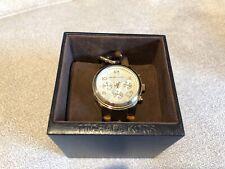 Michael Kors Watch MK4222 Chain Link Acrylic Gold woman watch