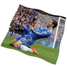 """Eden Hazard Flag Banner 25"""" NEW FC Chelsea 10 Soccer Football"""