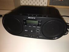 Sony ZS-PS50 AM/FM Stereo Radio CD Portable Player