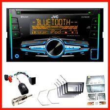 JVC KW-R920BT Bluetooth CD Einbauset für Opel Vectra Omega Corsa Signum Meriva