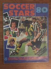 FKS Soccer Stars 80 1980 Excellent Condition Complete