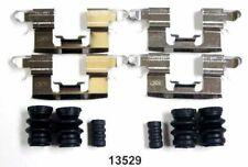Disc Brake Hardware Kit Rear Parts Plus P13529 fits 08-11 Nissan Pathfinder
