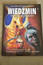 Wiedźmin - Granica Możliwości - KOMIKS WITCHER COMICS POLISH EDITION