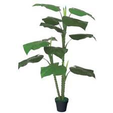 Calla Arum Plante Artificielle Artificiel Plastique avec Pot 125cm Decovego