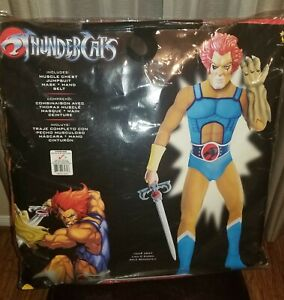 Large ThunderCats Animated Panthro Deluxe Muscle Chest Costume