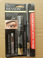 Revlon Colorstay Brow Collection: Blonde, Soft Brown, Dark Brown, and Soft Black