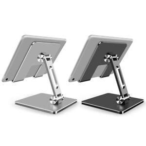 Tablet Stand Desktop Adjustable Aluminium Foldable Holder Mobilephone Stand