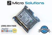 "HP 655710-B21 656108-001 1TB 7.2K RPM 2.5"" SATA HDD Hard Drive G8/G9"