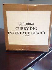 Nano & Cubby Digital Interface Pc Board Replacement Kit p/n Stk0064