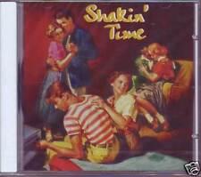 V.A. - SHAKIN' TIME - Buffalo Bop 55046 50s Rock CD