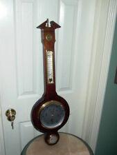 Shortland British Made Barometer Thermometer