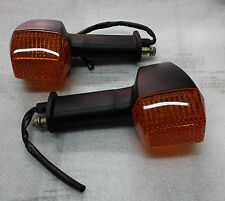 COPPIA FRECCE YAMAHA ANNI '80 '90 PAIR OF MOTORCYCLE TURN SIGNAL LIGHTS