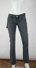 Kill City Size 5 $90 Junkie Stretch Slim Skinny Jeans Denim Faded Blue Grey Lip