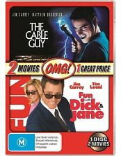 The Cable Guy / Fun With Dick And Jane (DVD, 2011)