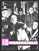 Prospekt I Zwei 2 Streckenposten Toto 'Vittorio De Sica Corbucci De Curtis 1961