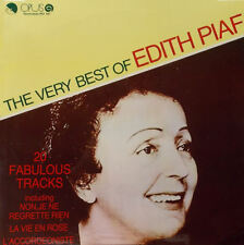 Edith Piaf. The very Best of. OPUS/ CSSR 1976. NM/ NM