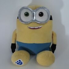 "Babw Minion Bob plush 11"" Stuffed character toy"