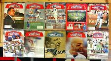LOT OF 10 CHICAGO CUBS 2000 VINE LINE OFFICIAL NEWSPAPER MAGAZINES IN A++ SHAPE!
