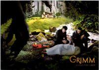 2012 BREYGENT GRIMM FOIL PROMO CARD #1