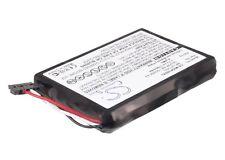 Batterie li-ion pour NAVMAN PIN bl-lp1230 / 11-d00001 U Praktiker looxmedia 6500 nouveaux