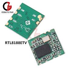 DC 3.3V Realtek RTL8188ETV USB WIFI Wireless Network Card Adaptor Precise Module