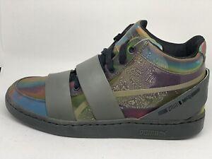 Puma MCQ Serve MID Nu 360594 Herren Schuhe Sneaker GR 42 Neu Stiefel Mcqueen