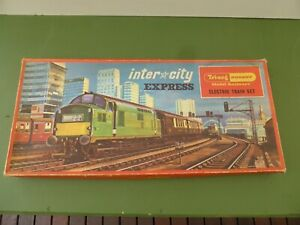 Tri-ang Hornby RS9 Inter City Express Train Set  EC Boxed