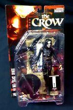Eric Draven Crow Movie Maniacs Series 2 Figure New McFarlane Amricons