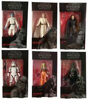 Hasbro Star Wars Rebels The Black Series verschiedene Actionfiguren (Auswahl)